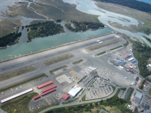 juneau airport- Koen Vlecken