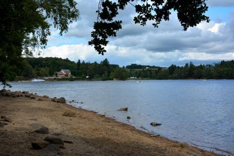 Lac les Settons.