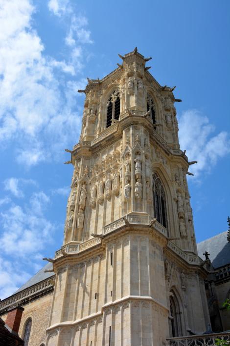 Een tripje naar Nevers.